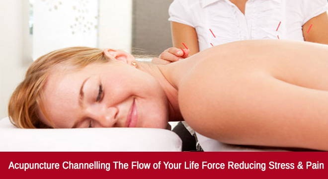 Charing Chiropractic and Acupuncture Centre - Acupuncture Channelling The Flow of Your Life Force Reducing Stress and Pai